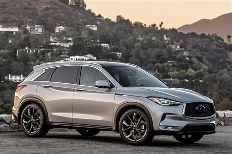 2021 Infiniti QX50 Arrives With Even More Safety And Tech ...