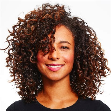 curly hair style curly hair styling tips popsugar 8154