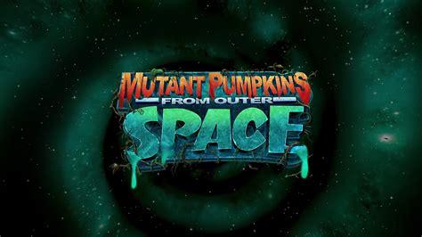 monsters  aliens mutant pumpkins  outer space