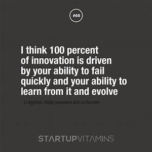Innovation and creativity- 14 famous quotes