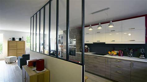 comment amenager une cuisine ouverte sur salon avant après créer une cuisine ouverte pour moderniser
