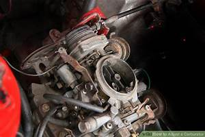 How To Adjust A Carburetor  10 Steps  With Pictures
