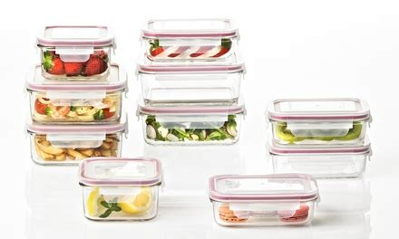 kitchen glass storage containers 62 on glasslock food storage container groupon goods 4915