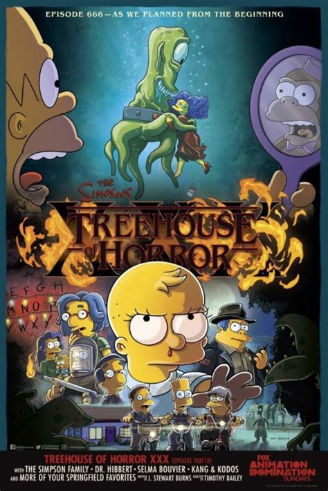 simpsons  spoof stranger    halloween