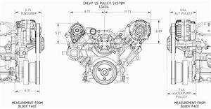 Concept One  Gm Ls Engine Pulley Kits  Serpentine With Ac