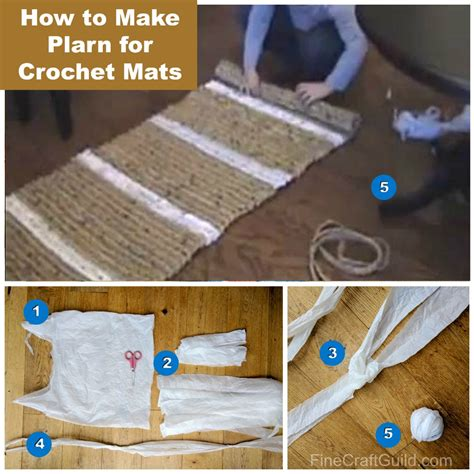 how to mat a print how to make plarn for crochet sleeping mats for homeless