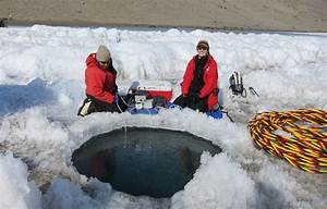 polar deserts could provide look at climate change