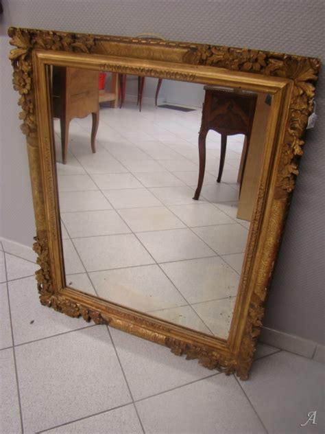 miroir en bois sculpt 233 et dor 233 du xviiie si 232 cle artisans du patrimoine