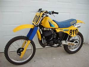 Moto Cross Suzuki : 1982 suzuki rm500 vintage dirt pinterest motocross bikes racing motorcycles and dirt bikes ~ Louise-bijoux.com Idées de Décoration