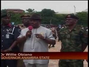 Crime Fighting: Anambra State Govt Deploys Drones and High ...