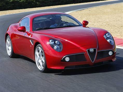 automotive  alfa romeo  competizione