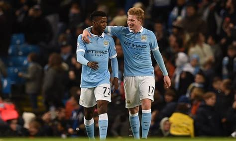 Manchester City FC: Kevin De Bruyne free-kick against Hull ...