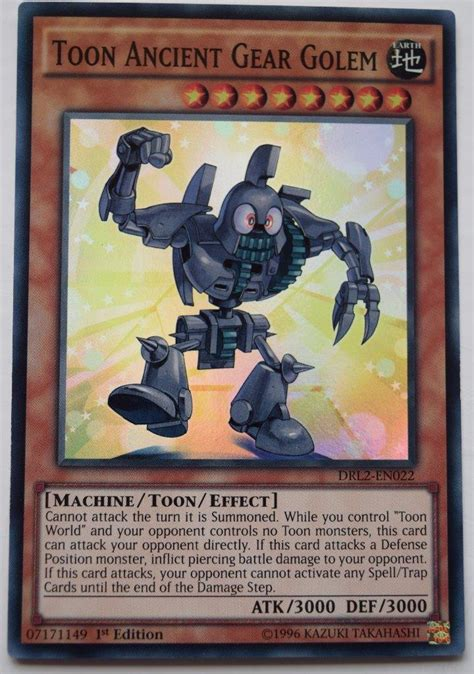 yugioh ancient gear deck yugioh dragons of legend 2 drl2 secret
