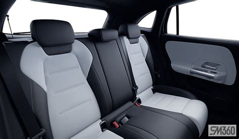 Heated and ventilated power front seats. Mercedes-Benz Richmond | The 2021 GLA 45 AMG 4MATIC+
