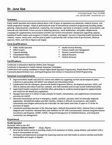 professional doctor templates to showcase your talent With physician resume service
