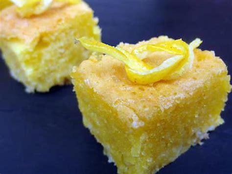 recette de gateau citron amandes limoncello