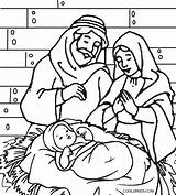 Nativity Coloring Scene Pages Christmas Jesus Precious Moments Printable Preschoolers Cool2bkids Colouring Sheets Manger Scenes Children Animals Birth Bible Books sketch template