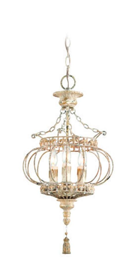 French Country Style Lighting For The Kitchen