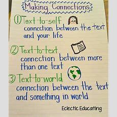 16 Best Images About Success Criteria, Learning Goals Etc On Pinterest  Making Connections