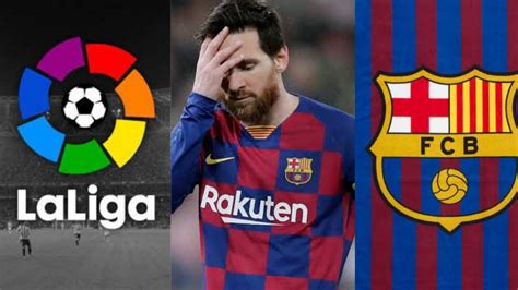 La Liga supports Barcelona on payment of Lionel Messi's € ...