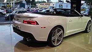 Chevrolet Camaro 2015 SS Convertible Equipado Rin 22 Cero Km En Agencia YouTube
