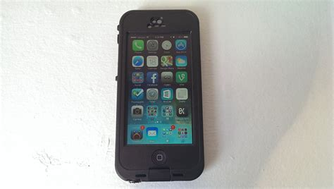 iphone 5 lifeproof lifeproof nuud for iphone 5 review