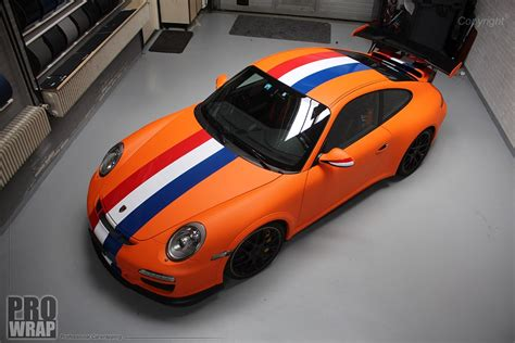 porsche gt3 rs wrap fierce orange porsche gt3 rs wrap wrapfolio