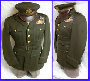 U.S. Army General Officer Uniforms