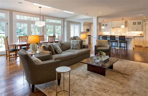 Tips & Tricks Dazzling Open Floor Plan For Home Design