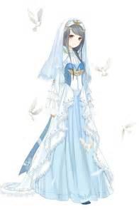 Beautiful Anime Girls Dresses