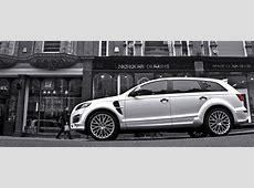 Project Kahn Unveils 2011 Audi Q7 Wide Track autoevolution