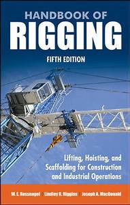Handbook Of Rigging For Construction And Industrial