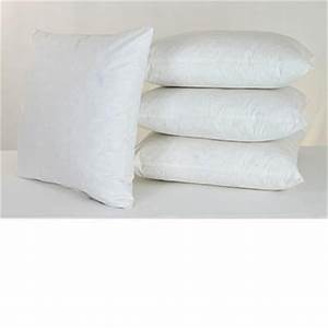 Down pillow inserts wholesale for Cheap pillow inserts in bulk