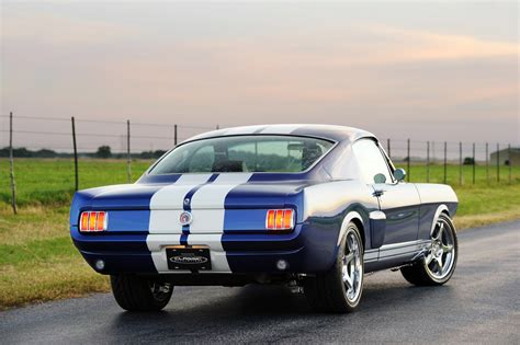 Classic Recreations Ford Mustang Shelby Gt350cr