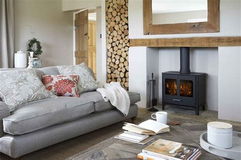 Interior Design Ideas For Woodburning Stoves