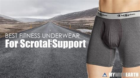 The Best Scrotal Support Underwear To Help Prevent Sagging