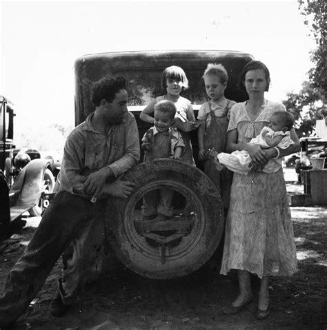 life   average family   great depression