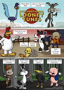 Looney Tunes Characters Names