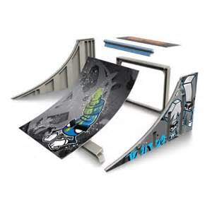 tech deck build a r play set quarter pipe play
