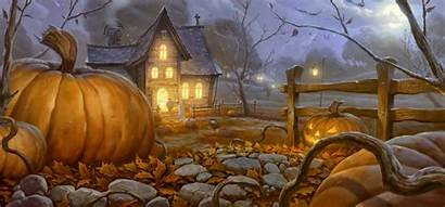 Halloween Backgrounds 1080p Wallpapers Desktop Widescreen Happy