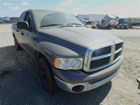 Used Parts 2003 Dodge Ram 1500 4.7L V8 5 45RFE Automatic