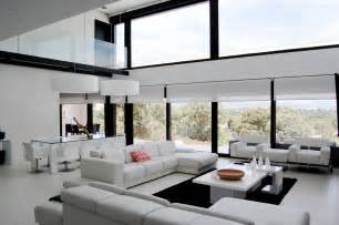 modern living room idea living room kitchen open plan decosee