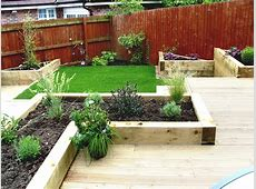 Yard Landscaping Ideas On A Budget Small Backyard ~ Cool