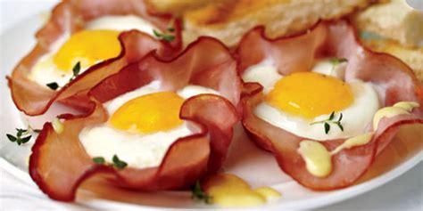 jeux de cuisine facile recette œufs cocotte au jambon facile jeux 2 cuisine