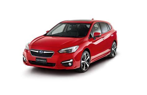 All-new 2017 Subaru Impreza Pricing And Specification