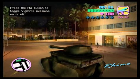 Vice City® Cheat Codes On Ps4