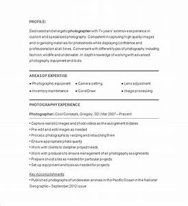 photographer resume template 17 free samples examples With resume samples for photographers