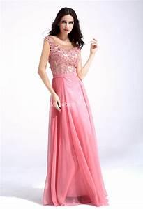 robe longue de ceremonie rose broderie With couleur pour bebe garcon 12 robe longue de ceremonie rose broderie