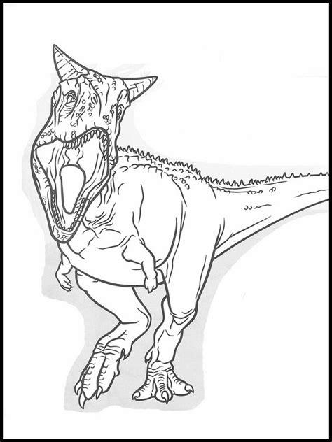 disegni da colorare dinosauri jurassic world disegni da colorare jurassic world 11