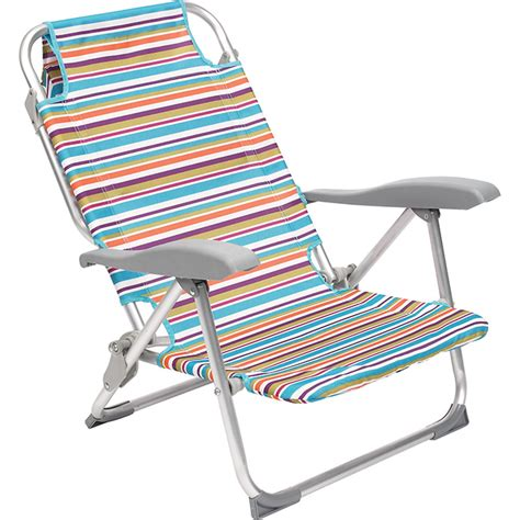 chaise basse de plage chaise de plage rona